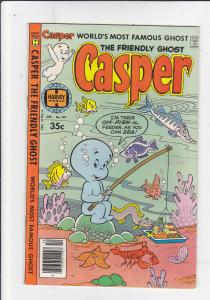 Friendly Ghost Casper #201