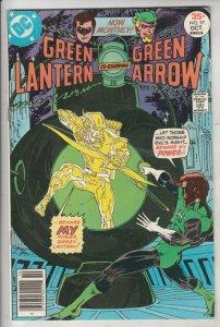 Green Lantern #97 (Oct-77) VF/NM High-Grade Green Lantern, Green Arrow, Black...