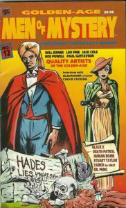 Golden-Age Men of Mystery #12 FN; Paragon | save on shipping - details inside