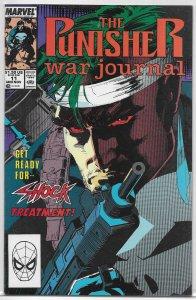 Punisher War Journal   vol. 1   #11 VF