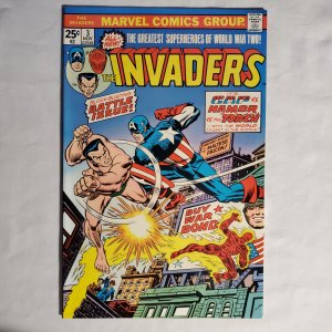Invaders 3 Fine/Very Fine