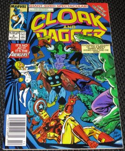 The Mutant Misadventures of Cloak and Dagger #9 (1989)