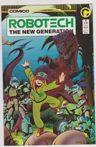 Robotech: The New Generation #9