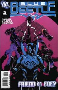 DC BLUE BEETLE (2006 Series) #2 NM