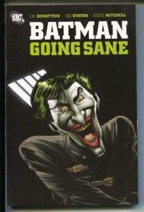 Batman: Going Sane-Ed Hampton-J. M. Dematteis-TPB-trade