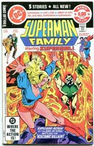 SUPERMAN FAMILY #216-SUPERGIRL/LOIS LANE