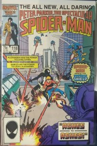The Spectacular Spider-Man #118 (1986)