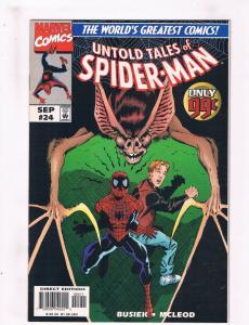 Untold Tales Of Spider-Man #24 NM Marvel Comics Comic Book Sept 1997 DE32 CH18