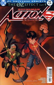 Action Comics #990A VF/NM; DC   save on shipping - details inside