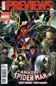 Marvel Previews (2nd Series) #30 VF/NM; Marvel | save on shipping - details insi