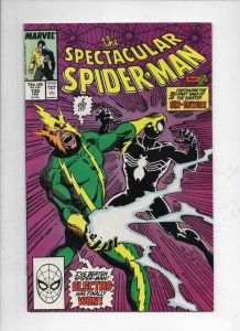 Peter Parker SPECTACULAR SPIDER-MAN #135 VF/NM Sin-Eater 1976 1988 more in store