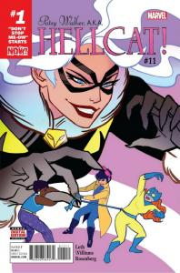 PATSY WALKER AKA HELLCAT (2015 MARVEL) #11 NM- A55560