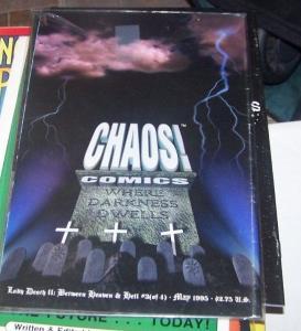 Lady Death II: Between Heaven & Hell #3 (May 1995, Chaos! Comics)