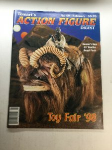 Action Figure Digest 49 Fn Fine 6.0 Magazine