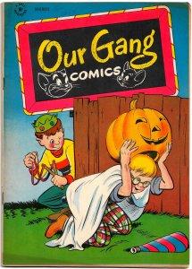 OUR GANG COMICS #28 (Nov1946) 7.0 FN/VF  ➜WALT KELLY & CARL BARKS too!