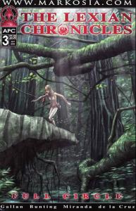 Lexian Chronicles, The: Full Circle #3 VF/NM; AP | save on shipping - details in