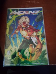 Axcend #1 (2015)