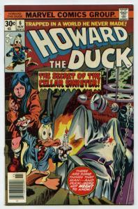 Howard the Duck #6 NM 9.4 Gerber/Colan