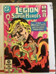 Legion of Super-Heroes #299
