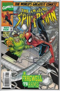 Amazing Spider-Man   vol. 1   #428 VF