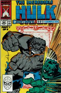 Incredible Hulk #364, NM+, Countdown Part 4