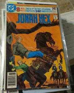 JONAH HEX # 42 1980 DC COMICS WESTERN   1st apperance marshall j d hart+mei ling