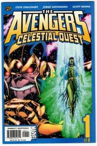 Avengers Celestial Quest #1 (VF/NM) ID29L