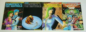 Robotech II: the Sentinels- the Malcontent Uprisings #1-12 VF/NM complete series