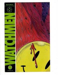 Watchmen Complete DC Comics LTD Series # 1 2 3 4 5 6 7 8 9 10 11 12 Al Moore OF2