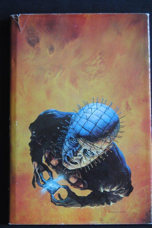 Hellraiser, Volume l, Leather Bound, Singed Clive Barker 499/500, John Bolton
