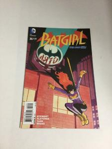 Batgirl 36 Cliff Chiang Variant Nm Near Mint DC Comics