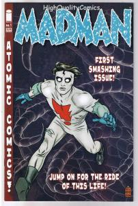 MADMAN #1, NM, Mike Allred, Image, Eric Powell, 2007, more MM in store
