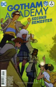 Gotham Academy: Second Semester #2 VF/NM; DC | save on shipping - details inside