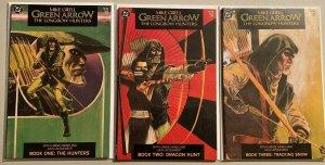 Green Arrow set:#1-3 6.0 FN (1987)