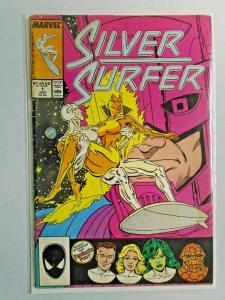 Silver Surfer #1 2nd Series 4.0 VG (1987)