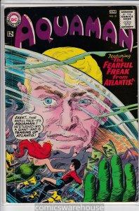 AQUAMAN (1962 DC) #21 VG A02669