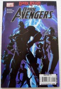 DARK AVENGERS #1 Marvel Comics ID#MBX2