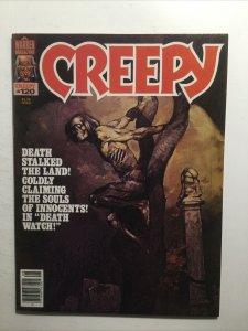 Creepy 120 Very Fine Vf 8.0 Warren Magazine