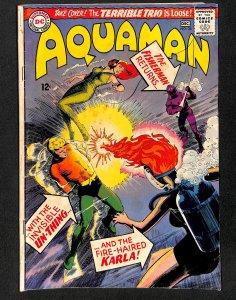 Aquaman #24