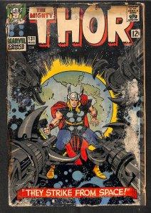 Thor #131 FA/GD 1.5 Marvel Comics