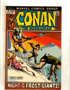Conan The Barbarian # 16 VF Marvel Comic Book Elric Red Sonja Kull King RS2