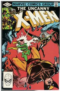 X MEN 158 FN June 1982 Rogue