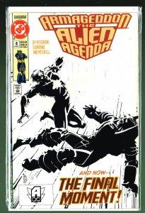 Armageddon: The Alien Agenda #4 (1992)