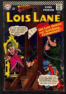 Superman's Girl Friend, Lois Lane #67 (1966)