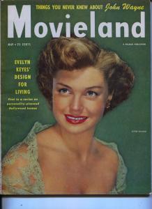 Movieland-Esther Williams-John Wayne-Larry Parks-Glenn Ford-May-1950