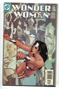 Wonder Woman #174-Adam Hughes cover 2001 DC comic book