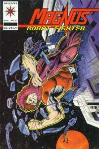 Magnus Robot Fighter (1991 series) #23, NM + (Stock photo)