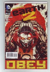 EARTH TWO (2012 DC) #16 NM-