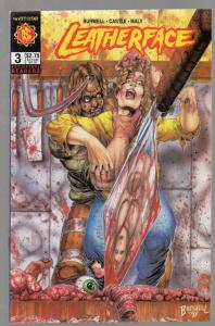 LEATHERFACE (1991 NORTHSTAR) 3 F-VF Oct. 1991
