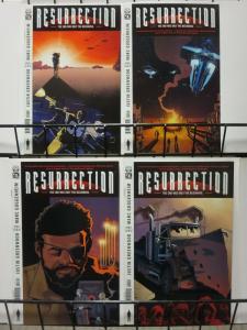 RESURRECTION (2009 ONI) vol.2 1-4 Eagle 4-part story